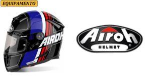 Airoh GP500 Scrape – Capacete racing/sport thumbnail