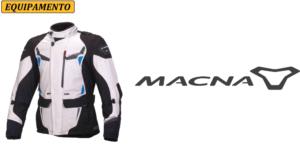 Macna Impact Pro – Blusão adventure para homem e senhora thumbnail