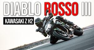 PIRELLI DIABLO ROSSO III – Escolhido como pneu original para a Kawasaki Z H2 Hypernaked thumbnail