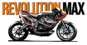 Uma Harley-Davidson neo-clássica com motor Revolution Max thumbnail