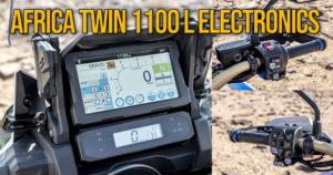 Simulador Interactivo da Electrónica das novas Honda Africa Twin 2020 thumbnail