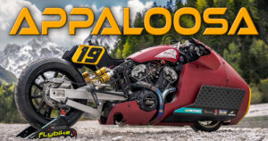 Indian Motorcycle e a Workhorse Speed ​​Shop irão participar com a Appaloosa 2.0 na Baikal Mile 2020 thumbnail