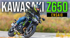 Ensaio da Kawasaki Z650 de 2020 – Uma Naked para levar a sério thumbnail
