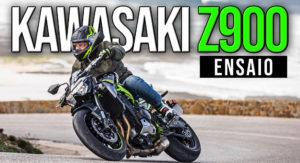 Ensaio Kawasaki Z900 de 2020 – O refinar de um líder thumbnail