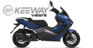 """VIESTE 125 – A nova Scooter Urbana da KEEWAY que promete """"Amor à Primeira Vista"""" thumbnail"""