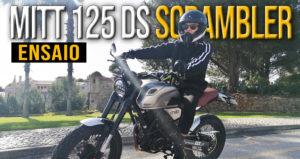 Ensaio MITT 125 DS Scrambler de 2020 – Estilo jovem neo-clássico e rebelde thumbnail