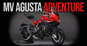 A MV Agusta apresentará em breve uma moto do segmento Adventure de 950cc thumbnail