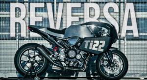 """Reversa – Imbarcadero 14 Venice preparação """"avant- garde"""" de uma CB1000R thumbnail"""