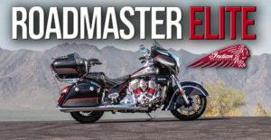 INDIAN MOTORCYCLES APRESENTA A ROADMASTER ELITE 2020 COM UM NOVO ESQUEMA DE PINTURA DE INSPIRAÇÃO CUSTOM thumbnail