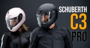 Capacete SCHUBERTH C3 Pro – Segurança e Desempenho em Estrada thumbnail