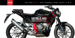 SWM Motorcycles Portugal – Novo site apresentado pela Lusomotos thumbnail