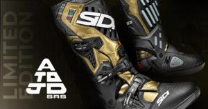 BOTAS SIDI ATOJO GOLD: Preparem-se para uma Edição Especial inspirada no Campeão Mundial Jorge Prado thumbnail