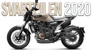 Gama SVARTPILEN da Husqvarna Motorcycles – Novos Recursos Técnicos e Grafismos mais Agressivos para 2020 thumbnail