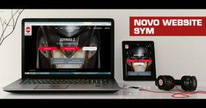 Novo Website SYM – Desenvolvido pela Moteo thumbnail