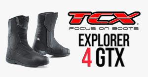 Botas TCX Explorer 4 GTX – Conforto e proteção para todo o tempo thumbnail