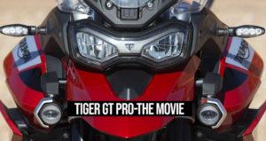Vídeo sobre a nova Triumph Tiger 900 GT Pro de 2020 thumbnail