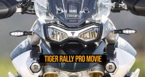 Vídeo sobre a nova Triumph Tiger 900 Rally Pro de 2020 thumbnail