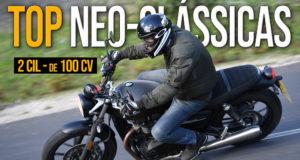 Neo-Clássicas de 2 cilindros – Top+ com menos de 100 cv thumbnail