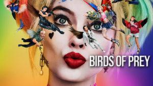 TRIUMPH OFERECE ENTRADAS PARA A ANTESTREIA DE 'BIRDS OF PREY' thumbnail