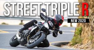 Triumph Street Triple R de 2020 – A versão R da popular Streetfighter oficialmente apresentada com PVP surpreendente thumbnail