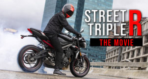 Vídeos da nova Triumph Street Triple versão R e versões 2020 thumbnail