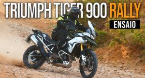 Ensaio Triumph Tiger 900 Rally Pro – Revolucionária Adventure tricilíndrica com excelente desempenho OffRoad thumbnail