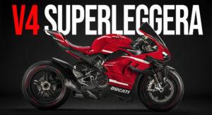 Ducati Panigale V4 Superleggera – Um sonho de moto que se torna finalmente realidade thumbnail