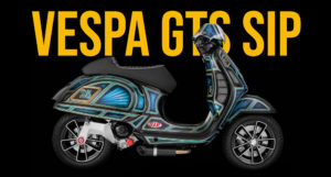 Preparação Vespa GTS by SIP Scootershop thumbnail