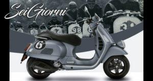 VESPA Sei Giorni II Edition – Novo motor 300 HPE debita mais de potência e mais de binário thumbnail