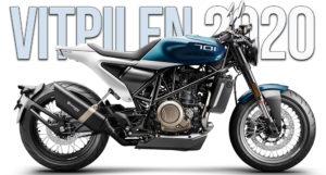 Gama VITPILEN 2020 da Husqvarna Motorcycles – Novos Recursos Técnicos e Grafismos mais Agressivos para 2020 thumbnail