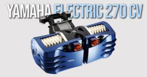 Yamaha começou a aceitar encomendas do seu novo motor eléctrico de 270 cv thumbnail