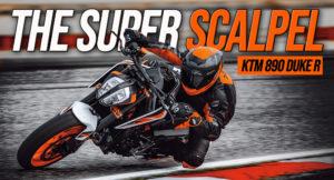 """KTM 890 Duke R – Apresentação Oficial dia 31 de março da """"Super Scalpel"""" austríaca thumbnail"""