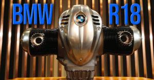 BMW R 18 – A nova Cruiser de motor Big Boxer será apresentada a 3 de Abril thumbnail