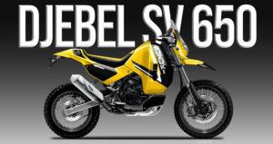 SUZUKI SV DJEBEL 650 – Inspiração para o futuro thumbnail