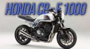 A Honda Anuncia a Estreia do Protótipo CB-F no seu Website thumbnail