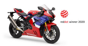 HONDA CBR1000RR-R Premiada nos  RED DOT AWARDS thumbnail