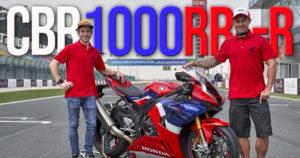 Pilotos Embaixadores da Honda comentam sobre a Nova CBR1000RR-R SP após rodarem no Circuito de Losail no Qatar thumbnail