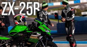 Rea e Lowes rodaram na nova Kawasaki Ninja ZX-25R no Circuito Jerez thumbnail