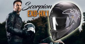 SCORPION EXO HX1 – Um capacete de estilo Street Fighter multifacetado thumbnail