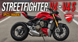 Ducati Streetfighter V4 e V4 S – Características e Galeria de Imagens thumbnail