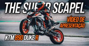 Vídeo de Apresentação da Nova KTM 890 Duke R – The Super Scalpel thumbnail