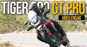 VÍDEO DO ENSAIO DA NOVA TRIUMPH TIGER 900 GT PRO EM MARROCOS thumbnail
