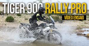 VÍDEO do Ensaio da nova Triumph Tiger 900 Rally Pro em Marrocos thumbnail