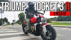 Ensaio Triumph Rocket 3 R – 2.500 cc de músculo cheios de agilidade thumbnail