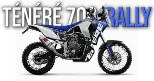 Yamaha Ténéré 700 – Nova Versão Rally para 2021 thumbnail