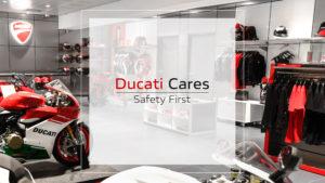 """Programa """"Ducati Cares"""": Vamos acelerar as nossas emoções novamente thumbnail"""