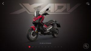Com a nova App da Honda poderá colocar qualquer dos seus modelos dentro de sua casa thumbnail