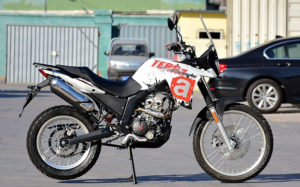 Aprilia  vai ter mini-Adventure thumbnail