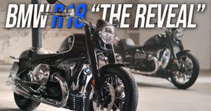 BMW R18 … The REVEAL thumbnail