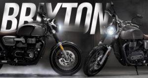 BRIXTON 1200 – Uma rival da Triumph da Bonneville ? thumbnail